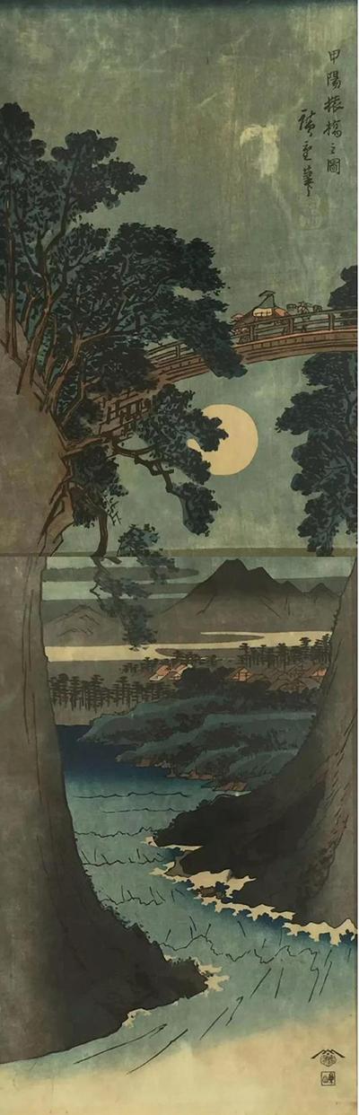 浮世绘:一看气息二看纸张三风格